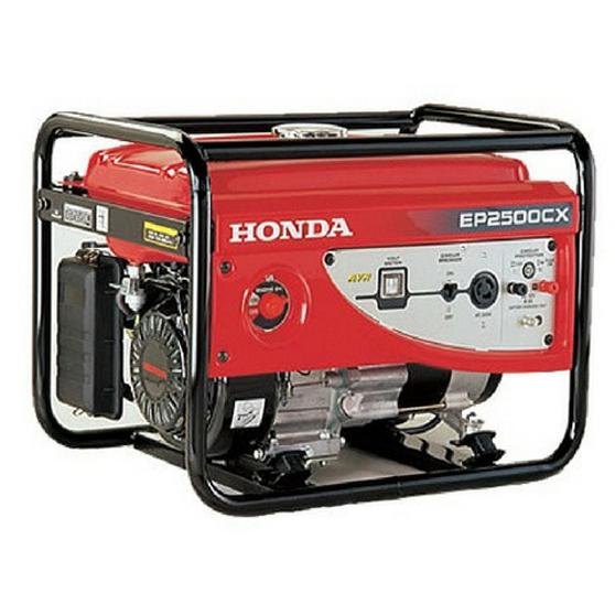 Máy phát điện Honda EP 2500CX( Giật Nổ- 2.5kva)