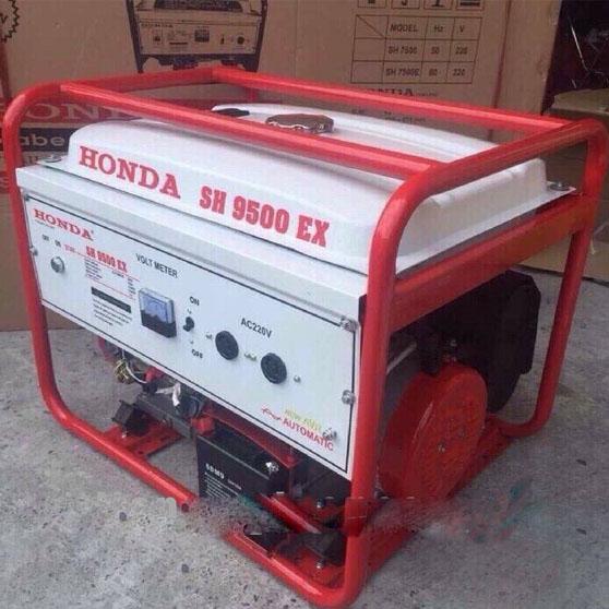 Máy phát điện Honda SH9500EX - 8.5kw (đề nổ)