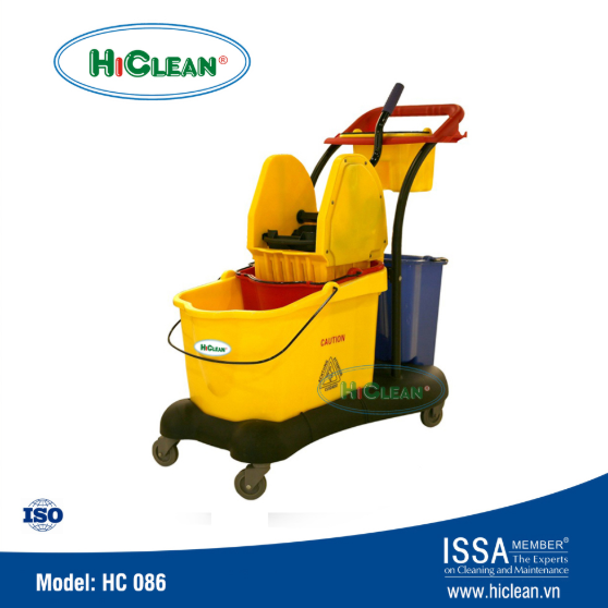Xe ép nước lau nhà HiClean HC 086