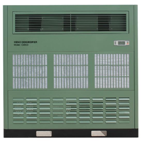 Máy hút ẩm - sưởi - sấy IKENO ID-4500
