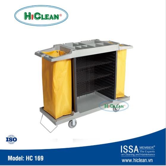 Xe làm vệ sinh HiClean HC 169