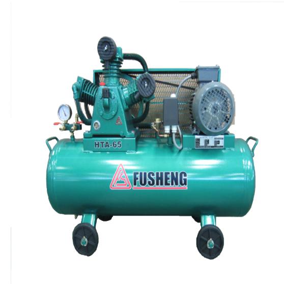 Máy nén khí piston cao áp Fusheng HTA-65 (2HP)