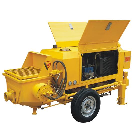 Máy bơm bê tông công suất 25M3 JRD–ST25-10-45