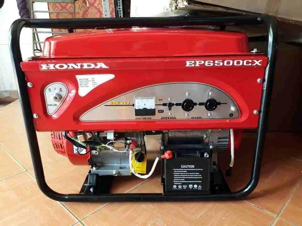 Máy phát điện Honda EP6500CX - 5.5kva (Đề Nổ)