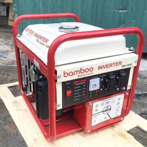 Máy phát điện Inverter BAMBOO BmB 3300i - 3.3KW