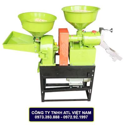 Máy xát gạo hai chức năng 6N80-9FC21