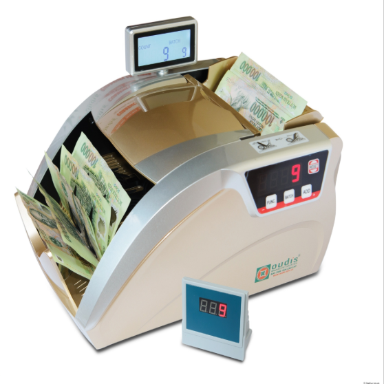 Máy đếm tiền Oudis 3900
