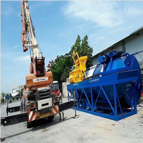 Phễu cấp liệu PLD1600 công suất lớn