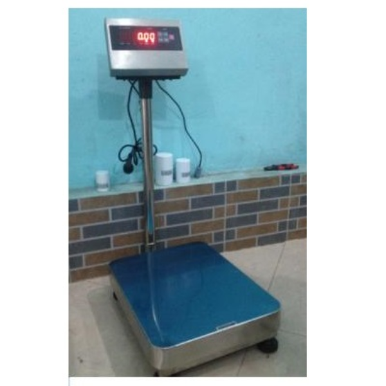 Cân bàn thủy sản chống nước A12E 100 (100kg/10g)