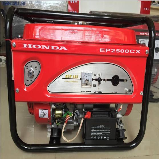Máy phát điện Honda EP2500CX - 2.5kva (Đề Nổ)
