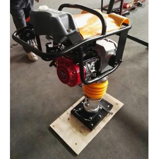 Máy đầm cóc chạy xăng Honda HCR125