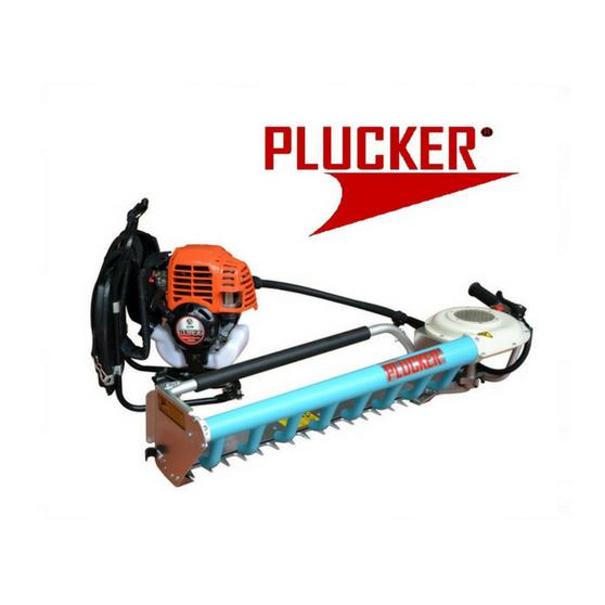 Máy hái chè Plucker OS27