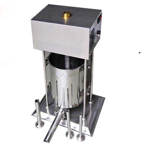 Máy đùn xúc xích 10 lít (chạy điện)
