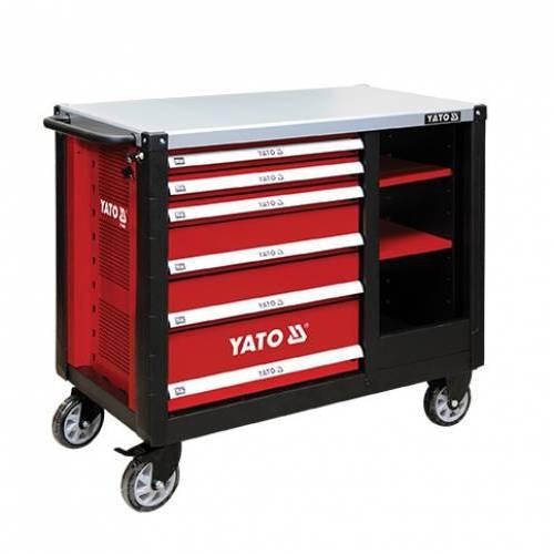 Tủ đựng đồ nghề cao cấp YATO (8 ngăn) YT-09001