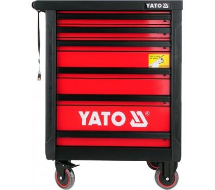 Tủ đựng đồ nghề cao cấp YATO (6 ngăn) YT-0902