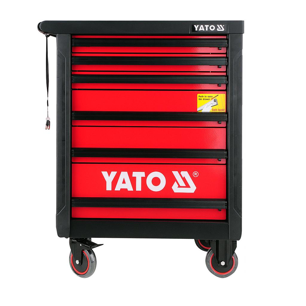 Tủ đựng đồ nghề cao cấp YATO (7 ngăn) YT-0903