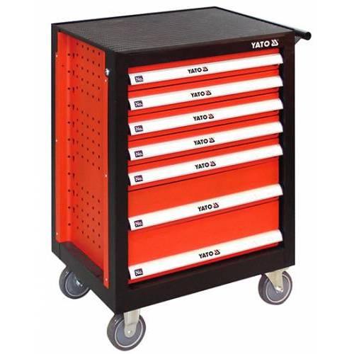 Tủ đồ nghề cao cấp YATO (7 ngăn) YT-09140