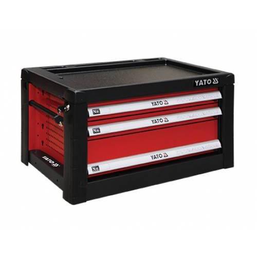 Tủ ngang đựng đồ nghề YATO (3 ngăn) YT-09151