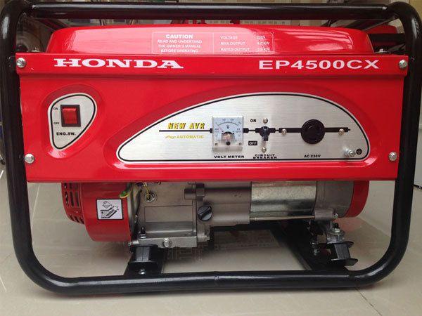 Máy Phát Điện Honda EP4500CX - 3.5KVA (Giật Nổ)
