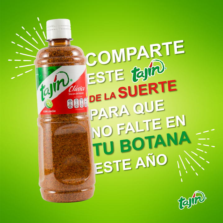 Muối Mexico - Muối Tajin 400g - Nguyên liệu cho món Mangonada
