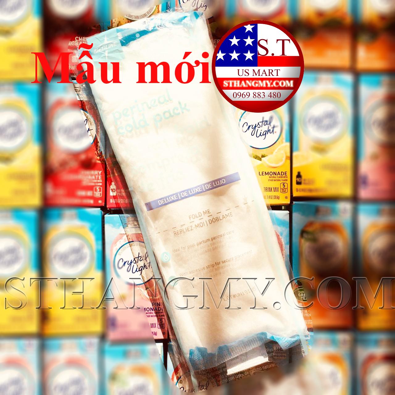 Băng vệ sinh lạnh Medline của Mỹ  - giảm đau sau sinh cho mẹ