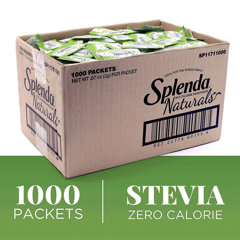Đường ăn kiêng Splenda Cỏ Ngọt tự nhiên hộp 1000 gói