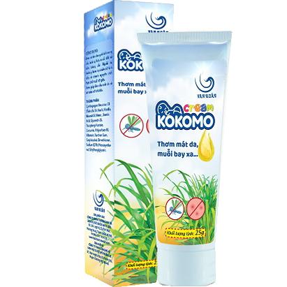 Kem chống muỗi Kokomo