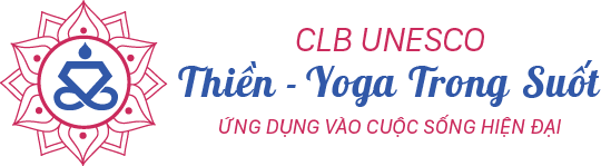 CLB Unesco Thiền- Yoga Trong Suốt