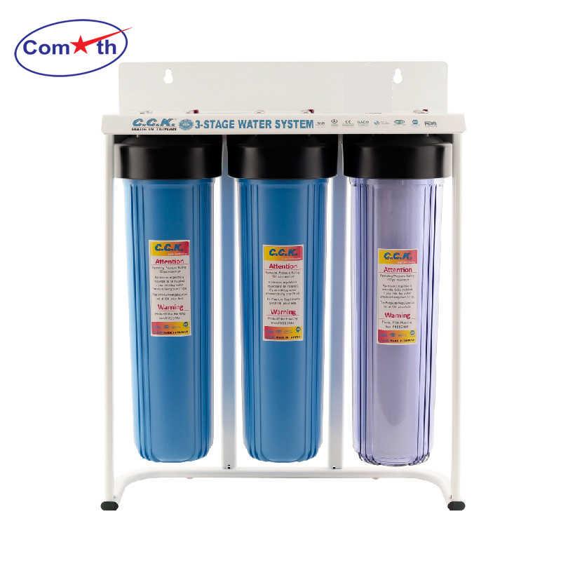 Bộ lọc thô 3 cấp CCK Đài Loan 3 Stages Water Filter