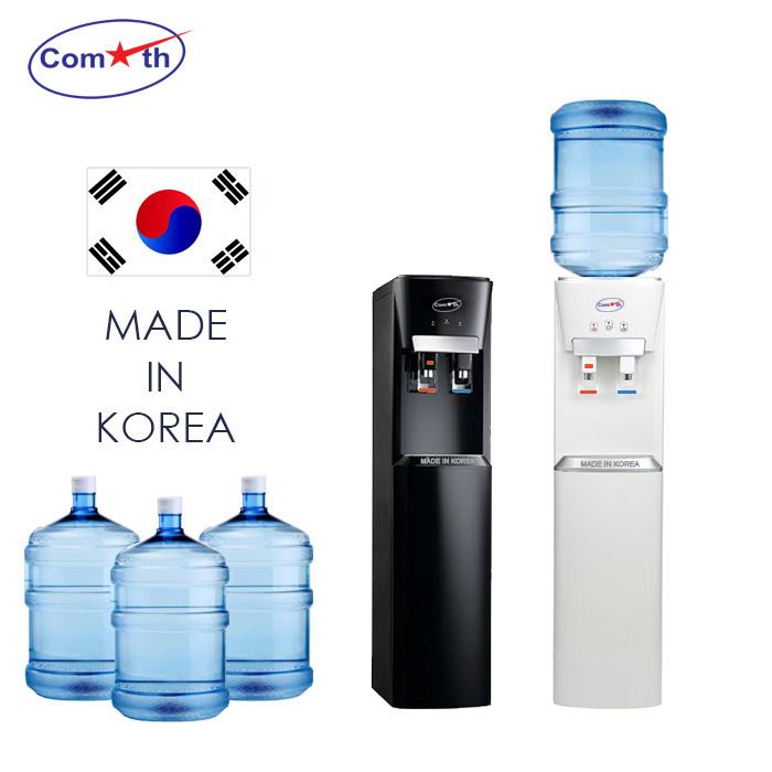 Máy lọc nước nóng lạnh úp bình Hàn Quốc HB-630