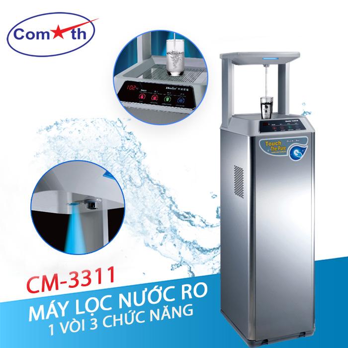 Máy lọc nước Comath CM-3311 RO 1 vòi 3 chức năng