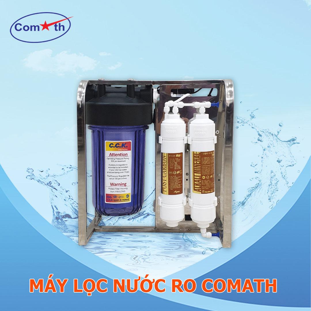 Máy lọc nước RO bán công nghiệp Comath CM907 20L/h