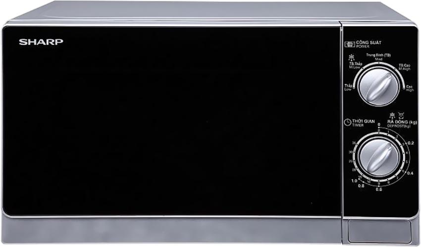 Lò vi sóng Sharp R-203VN-M 20 lít