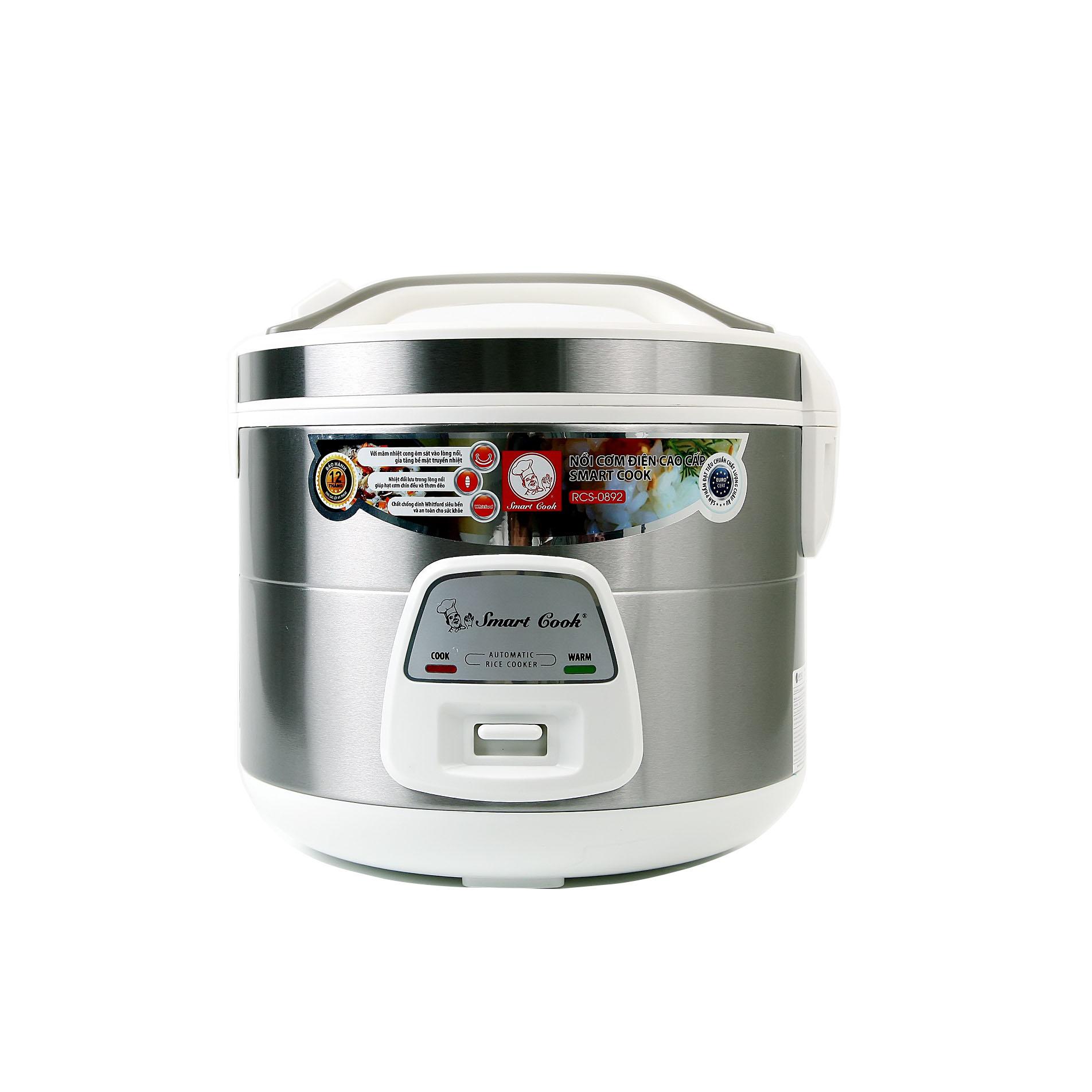 Nồi cơm điện Elmich Smart Cook RCS-0892