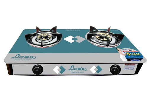 Bếp gas dương kính Apex Sunhouse APB-3557B