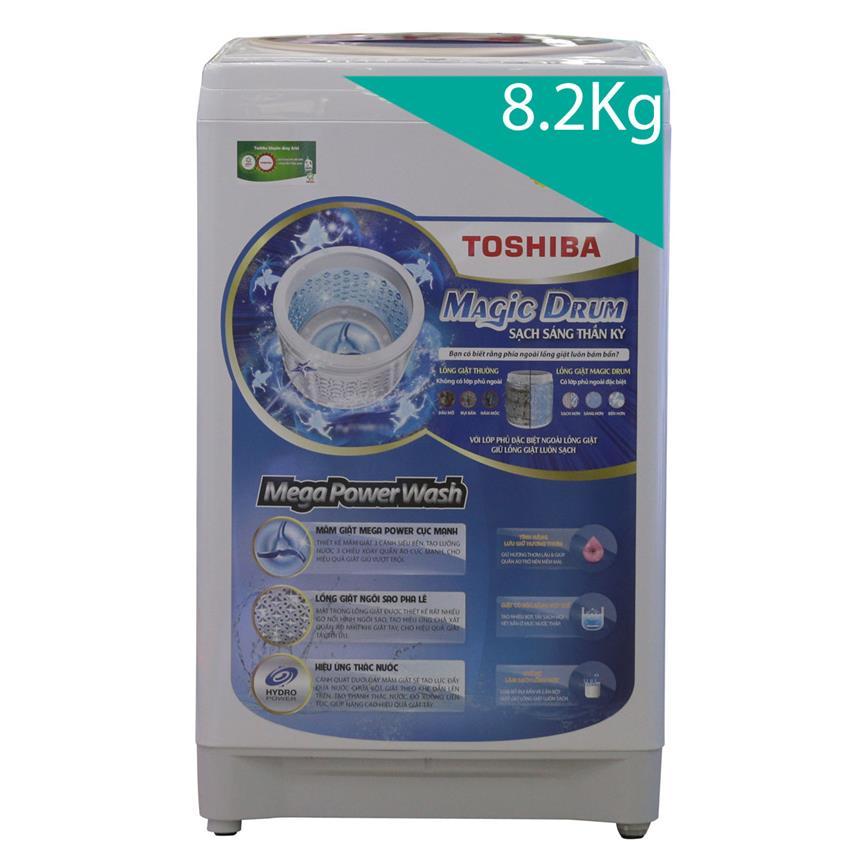 Máy giặt Toshiba 8,2 kg AW-MF920LV WB
