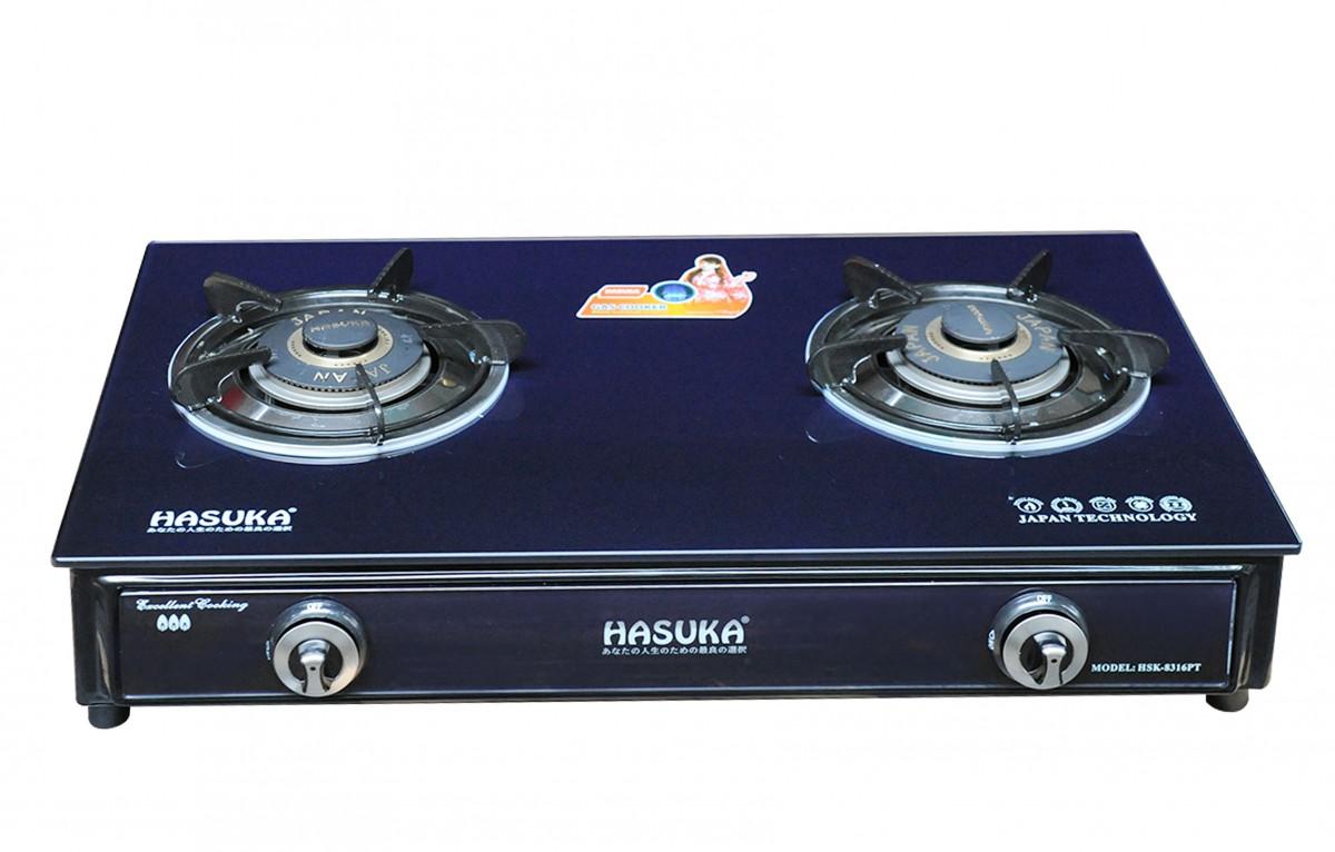 Bếp gas dương kính Hasuka HSK-8316PT