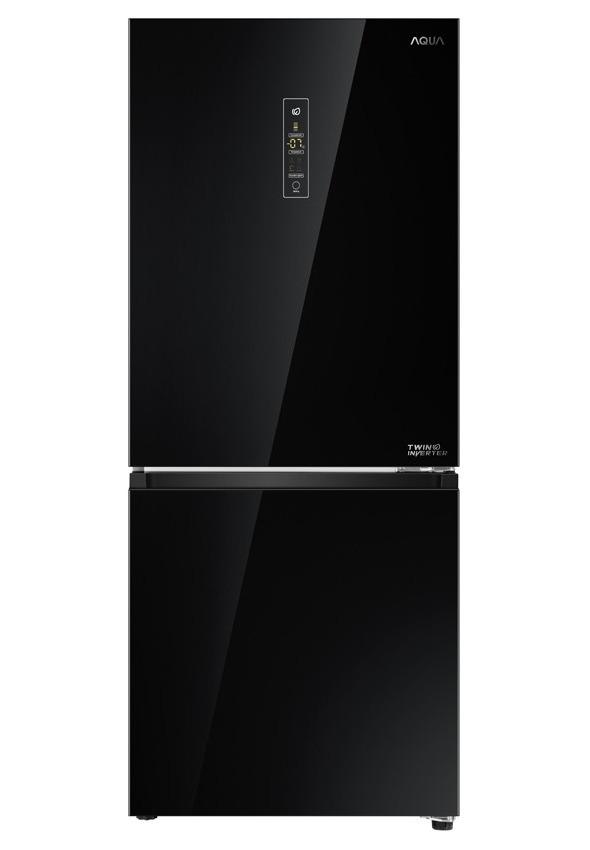 Tủ lạnh Aqua 283L AQR-IG298EB(GB)