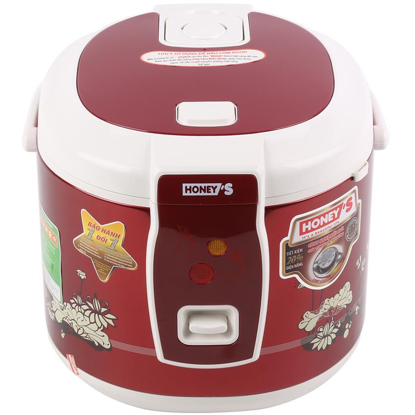 Nồi cơm điện Honey's 3D HO705-M18