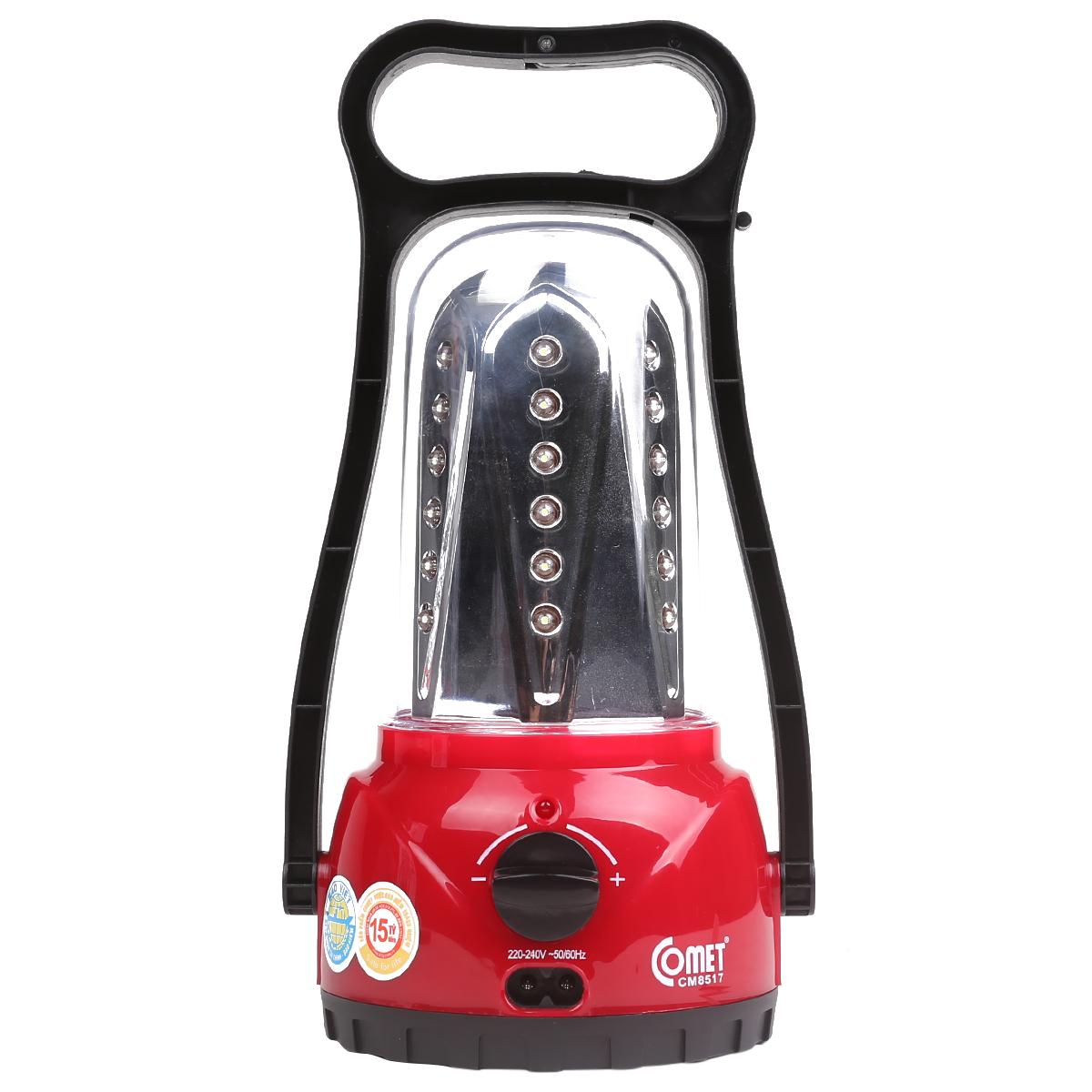 Đèn sạc bóng LED Comet CM8517