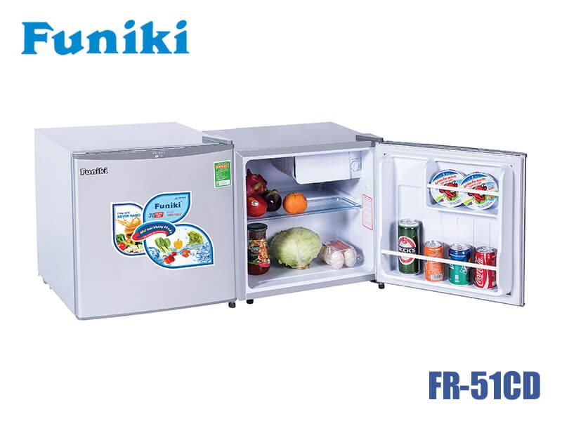 Tủ lạnh Funiki 50 lít FR-51CD