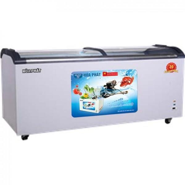 Tủ đông kính cong Funiki 273 Lít HCF-500S1PDG
