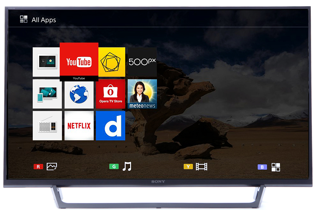 Tivi Sony Internet 43 inch KDL-43W750E