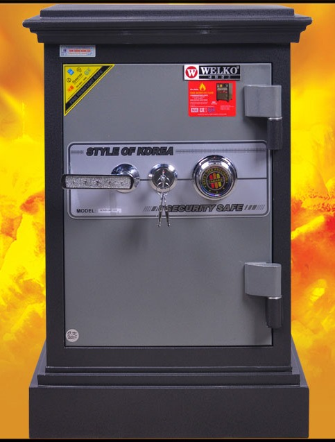 Két sắt an toàn KN54