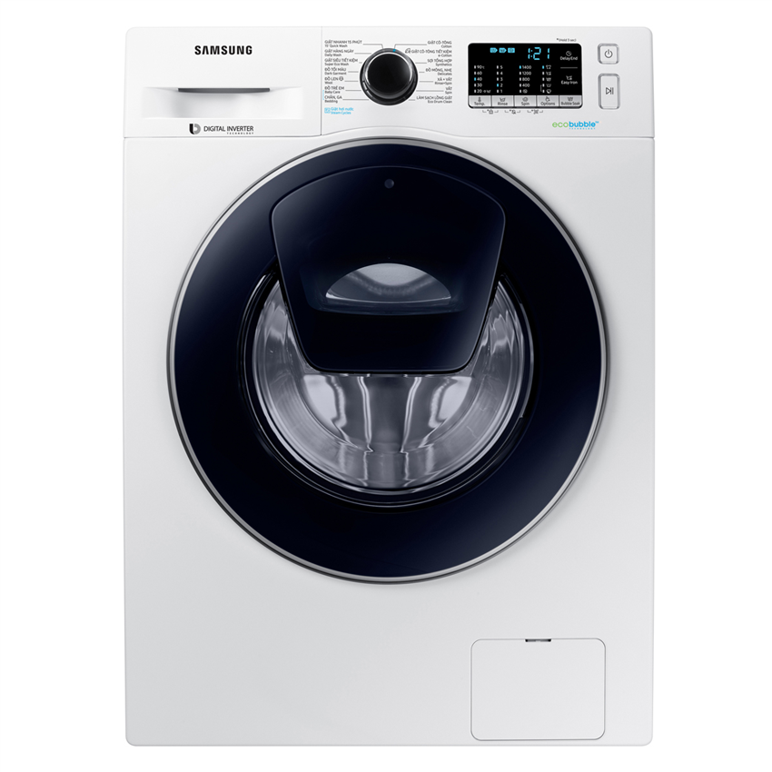 Máy giặt Samsung 9 Kg WW90K54E0UW/SV