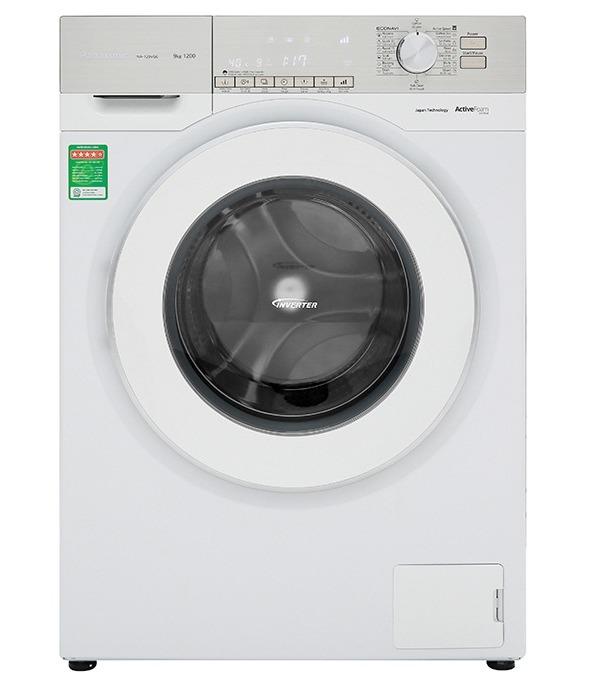 Máy giặt Panasonic Inverter 9 Kg NA-129VG6WV2