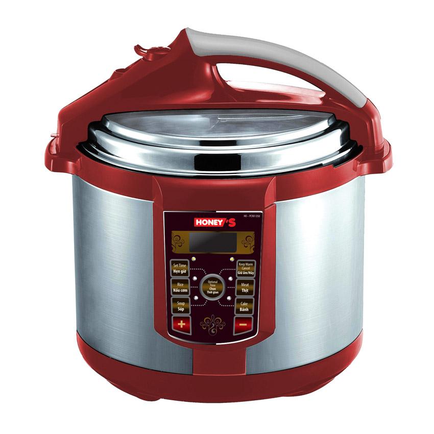 Nồi áp suất điện tử đa năng Honey's HO-PC901 D50 5L