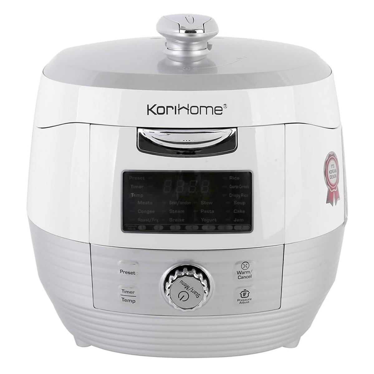 Nồi áp suất đa năng Korihome PCK 588