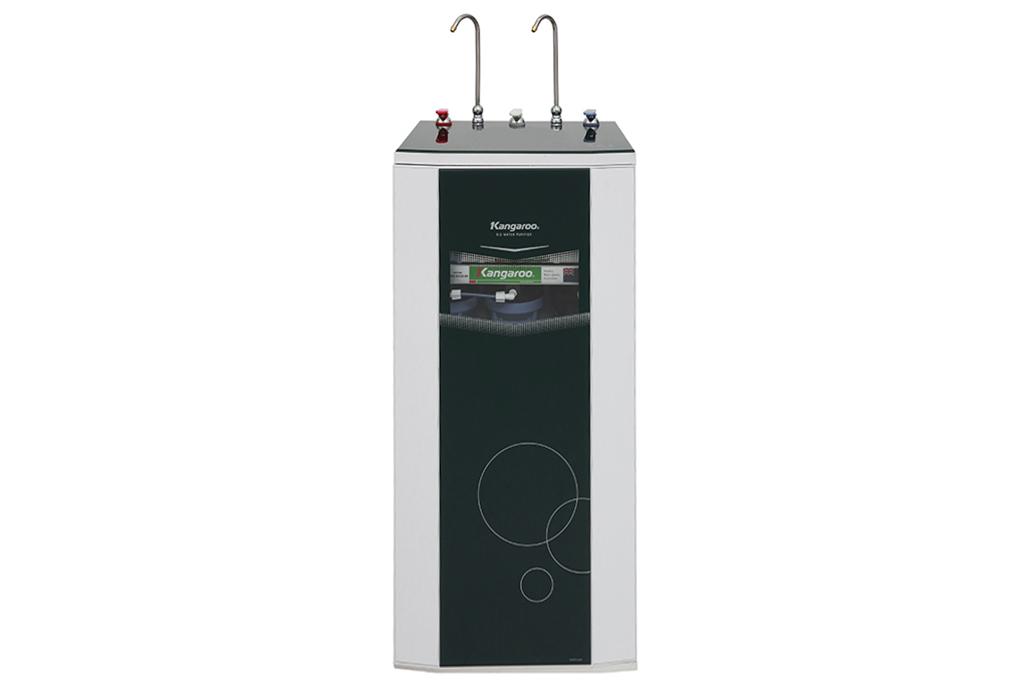 Máy lọc nước Kangaroo 10 cấp lọc 2 vòi nóng lạnh - KG10A3 ( BH 12T)