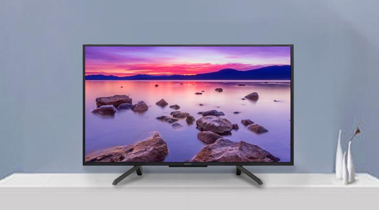 Smart Tivi Sony 50 inch KDL-50W660G  ( Mẫu 2019 )